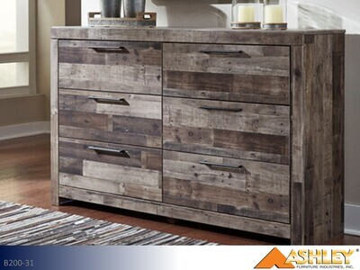 Derekson Multi Gray Dresser by Ashley