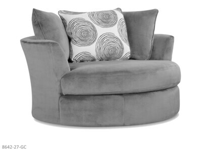 Groovy Chocolate Chair by AWF Imports