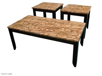 Barkstone Occasional Table Set by AWF Imports (3 Piece Set)