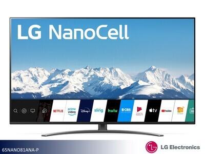 NanoCell TV 60-69