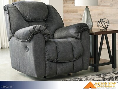 Capehorn Granite Recliner by Ashley