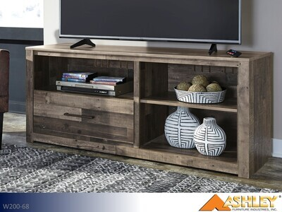 Derekson Multi Gray TV Stand by Ashley (Large)