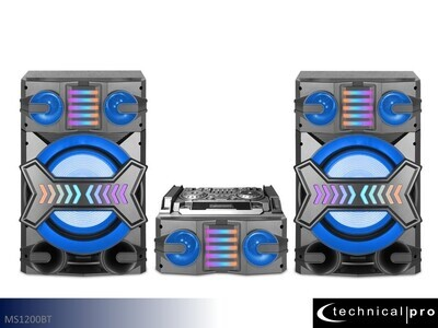 Shelf Stereo by Technical Pro (5000W)