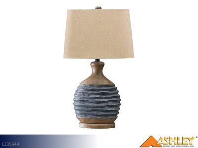 Medlin Paper Lamps by Ashley