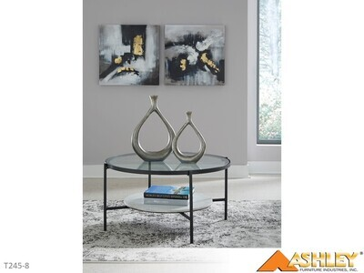 Zalany Chairside Table by Ashley