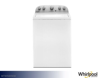 White Top Load Washer by Whirlpool (4.2 Cu Ft)