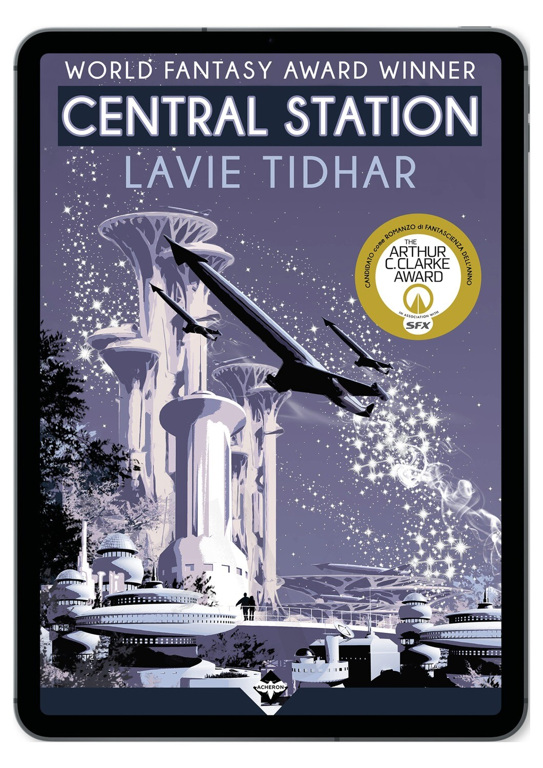 Central Station - Ebook