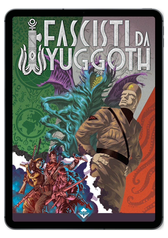 Fascisti da Yuggoth - Ebook