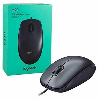 Mouse USB - Logitech