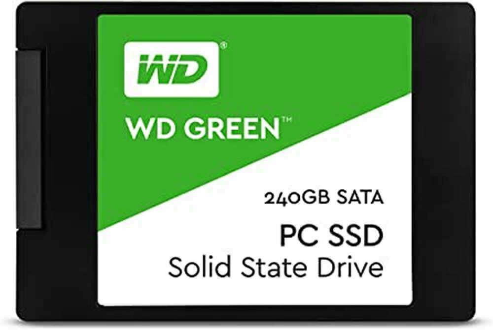 WD SSD 240 GB
