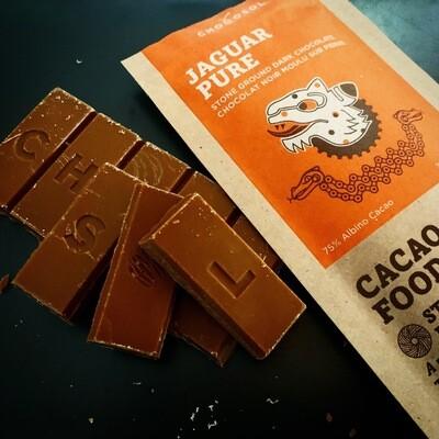 ChocoSol Jaguar pure Bar