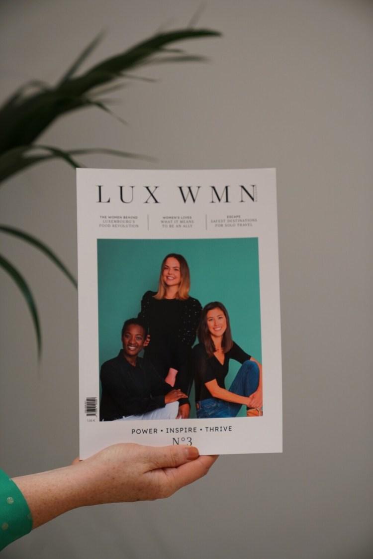 LUX WMN Issue #1 -#3 Bundle