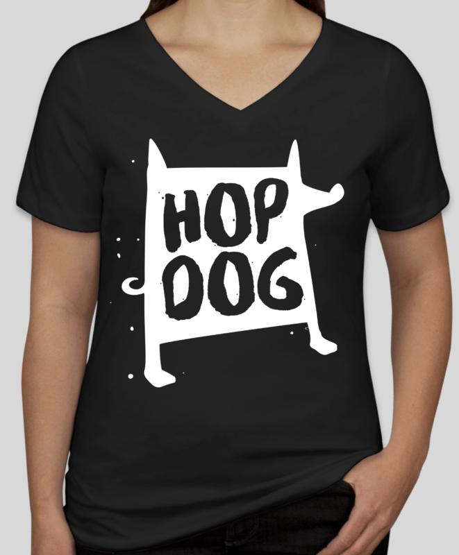 Women's HopDog Shirt