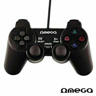 Mando Usb Omega Phantom Gaming para PC
