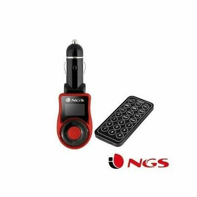 Transmisor Audio FM Vehiculo NGS Spark V2