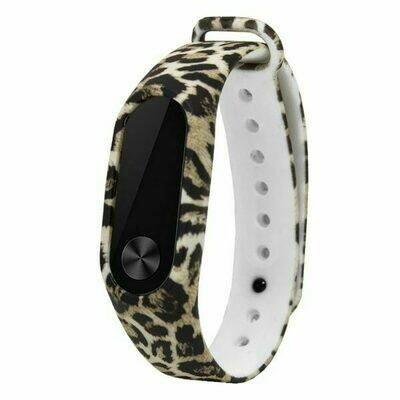 Correa Xiaomi Mi Band 2 Estampado Leopardo