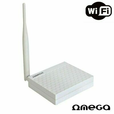 Router Wifi Omega 150 MBPS