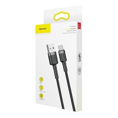 Cable de carga Tipo C Baseus - CATKLF-AG1