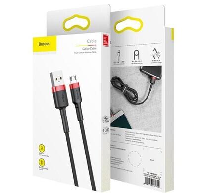 Cable de Carga Baseus Micro-USB - CAMKLF-CG1
