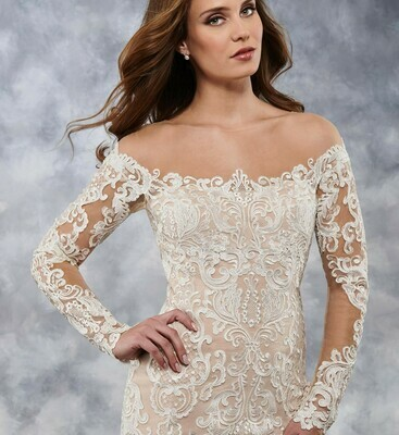 Mary's Bridal MB3031 size 14
