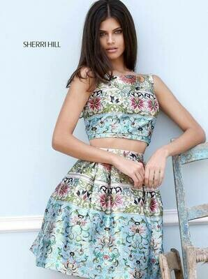Sherri Hill two piece size 12