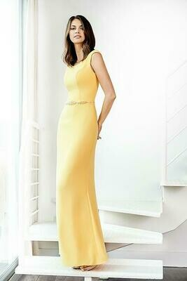 Kenneth Winston Colour dress 5305 size 14