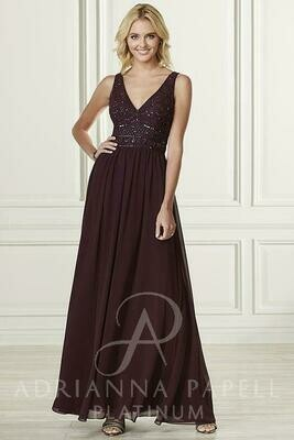 Adrianna Papell 40182 size 24w