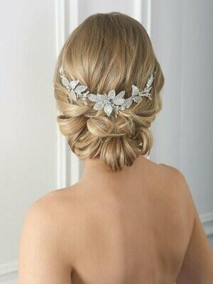 Bridal headpiece 6843