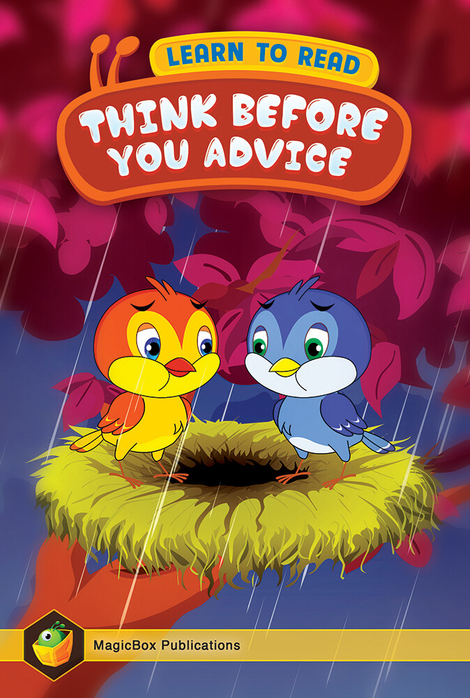 Think Before You Advice