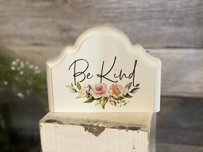 Be Kind ornate