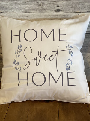 Home Sweet Home Toss Cushion