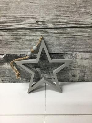 Star Beaded Hanger 8.7