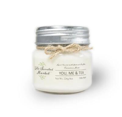 You, Me & Tea Candle - sm