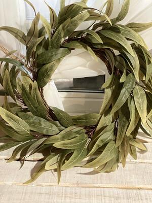Eucalyptus Leaf Wreath 22