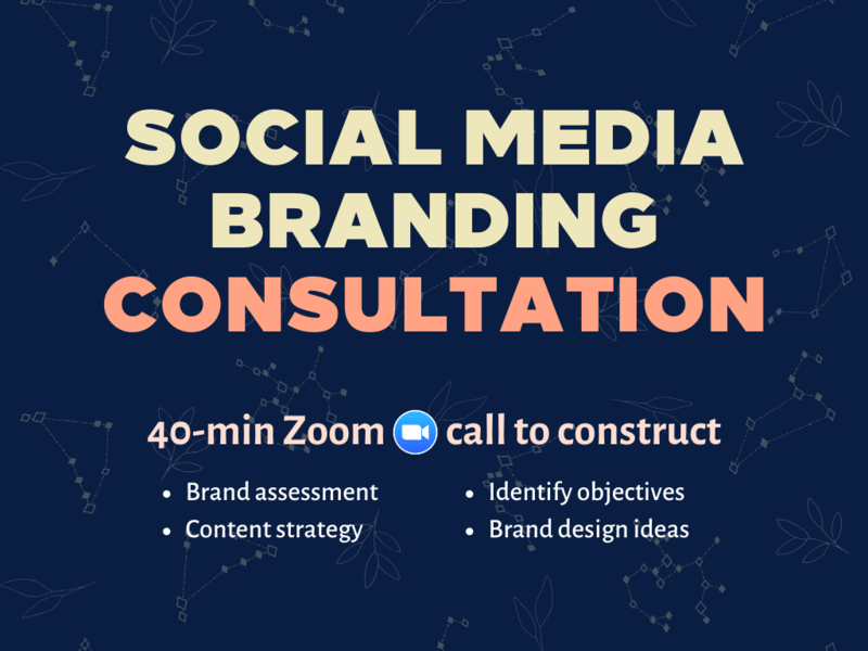 Social Media Branding Consultation