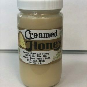 (107) Creamed Honey