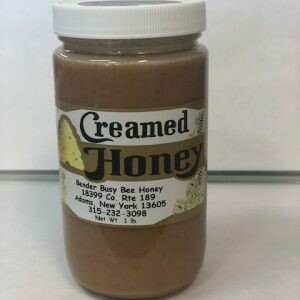(108) Cinnamon Creamed Honey