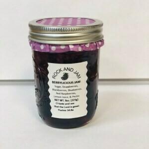 Berrylicious Jam
