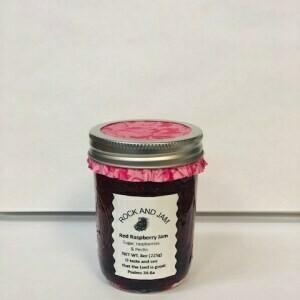 Red Raspberry Jam