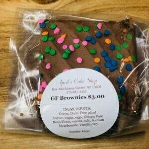 Brownies, GF