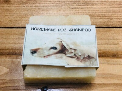 Dog, Soap Bar