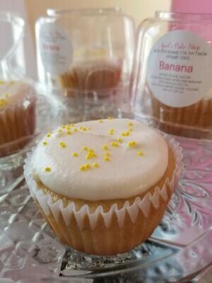 Cupcake, Banana