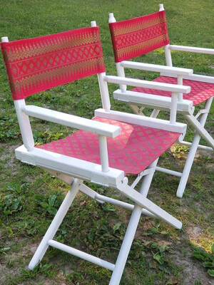 (64) Captains Chairs