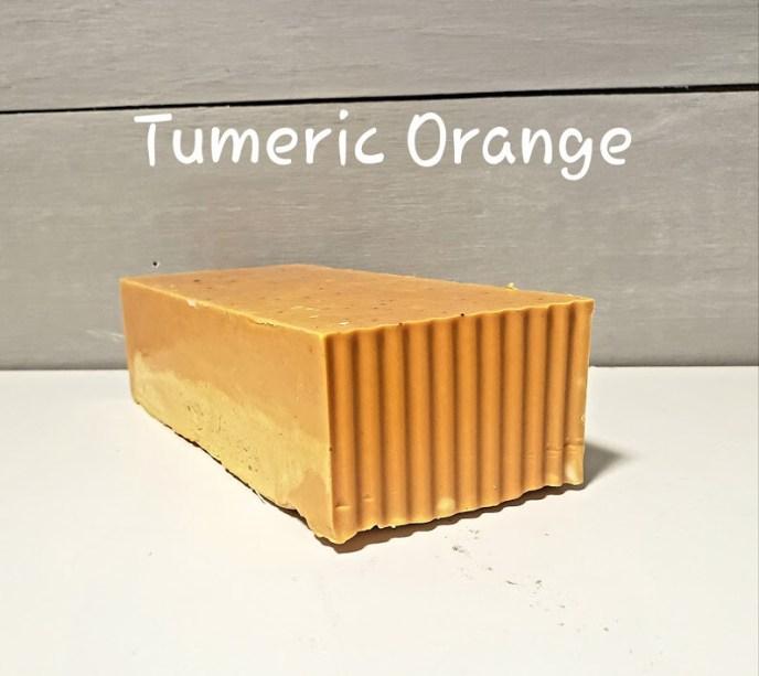 TO99 Turmeric Orange Soap