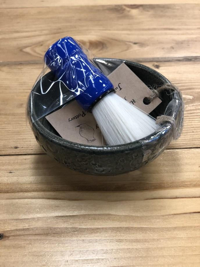 (110-1) Shave Bowl