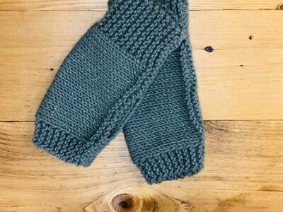 Fingerless Mitts- 50% Deposit