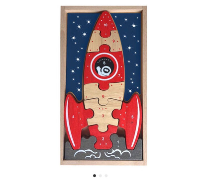 (342) Space Puzzle