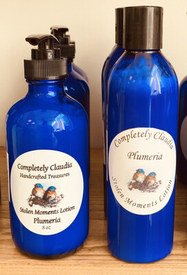 205 Plumeria Refill Bottle