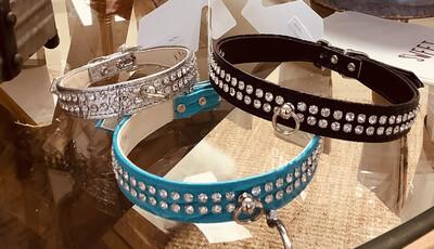 705 Glam Collar- Silver 16