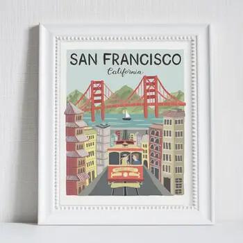 80 SF Print 8x10